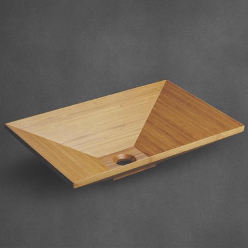 Aquant - Madera  N°2 Wooden Basin